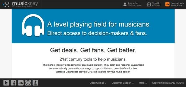کسب درآمد با شنیدن موسیقی