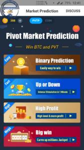 pivot prediction
